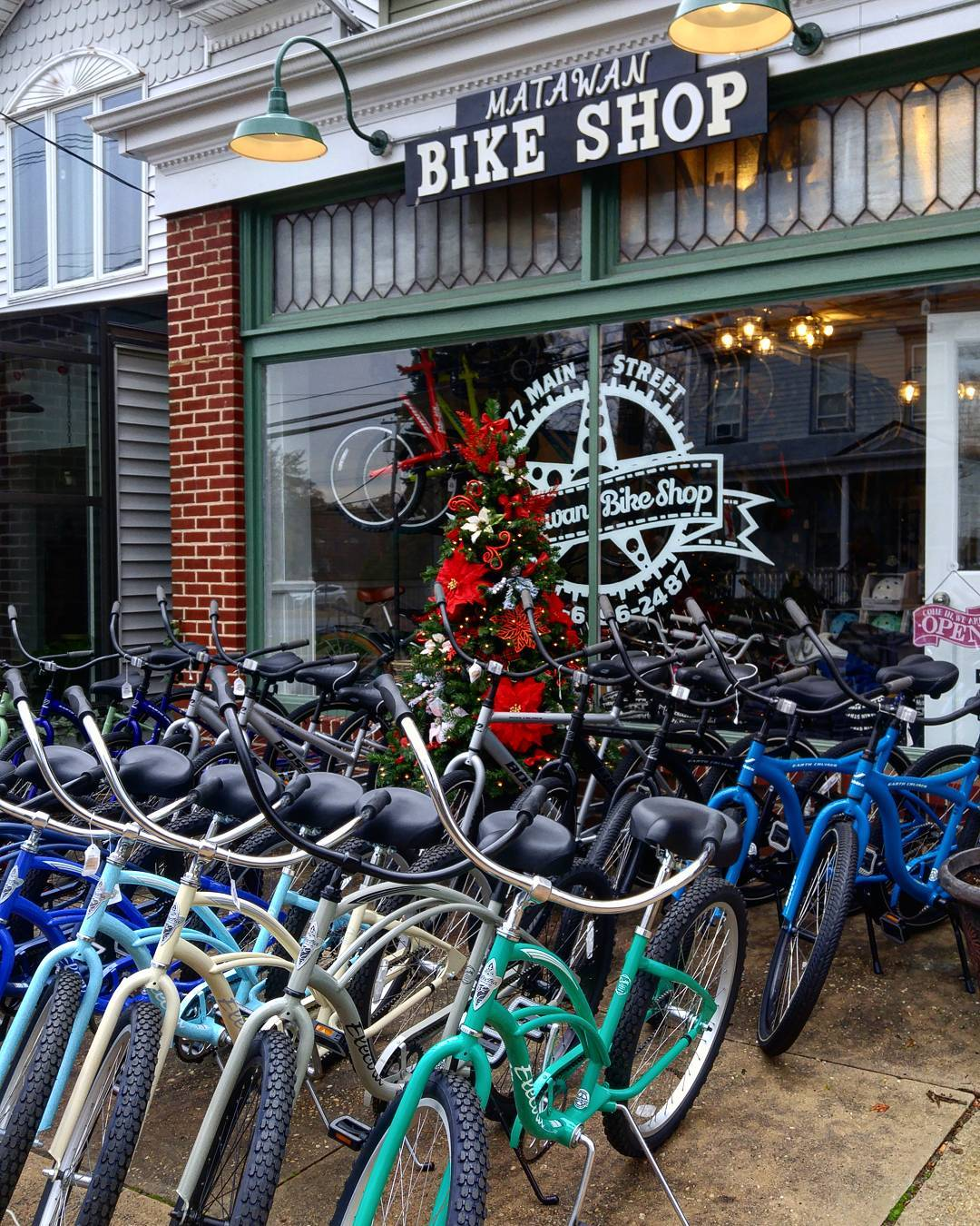Bike Shop in New Jersey